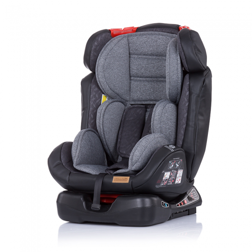 Auto sedište Chipolino Orbit Easy Isofix 0-36 kg - Granite